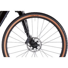 Cannondale Topstone Neo Carbon LE Lefty 12-speed, zwart/bruin